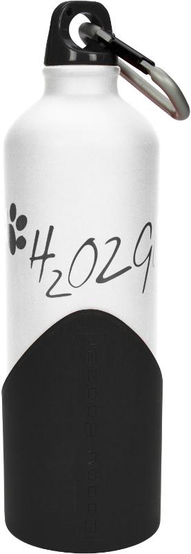 Láhev na vodu H2O2GO - 750 ml - bílá