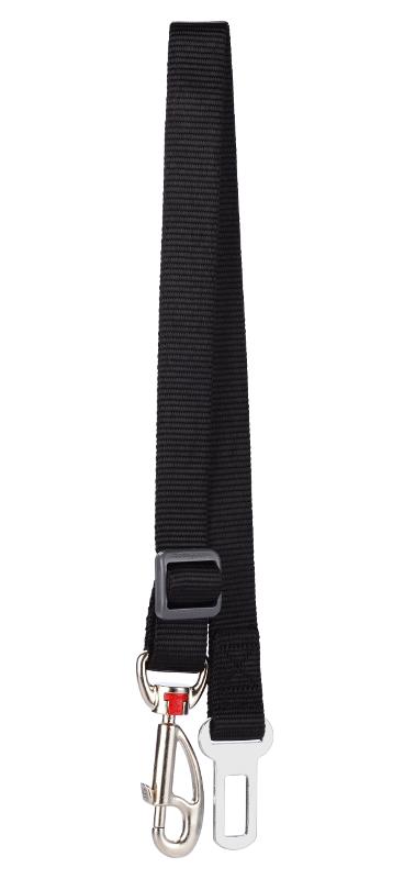 Bezpečnostní pás RD 25 mm x 50-74 cm - Černá