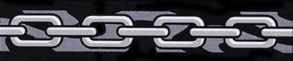 Ob. polos. RD 15 mm x 26-40 cm - Chain
