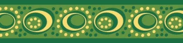 Ob. polos. RD 15 mm x 26-40 cm - Cosmos Green