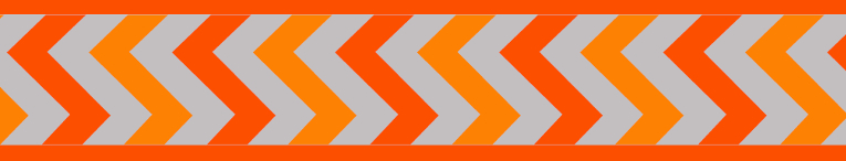 Ob.pol. RD 15 mm x 26-40 cm - Ziggy Rfx - Oranžová