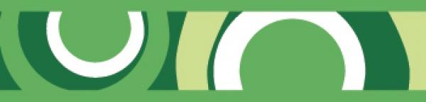 Obojek pro kočky - Circadelic Green