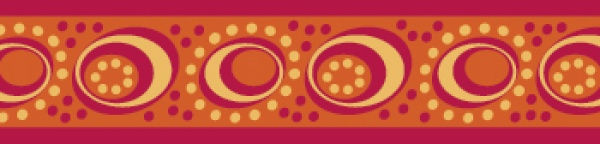 Obojek pro kočky  - Cosmos Orange