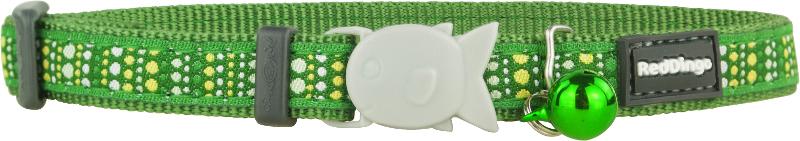 Obojek pro kočky  - Lotzadotz Green