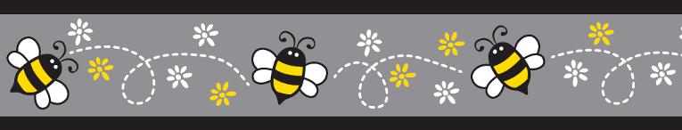 Obojek pro kočky  - Bumble Bee Black