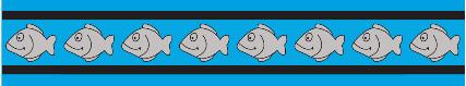 Obojek pro kočky - Fish Rfx - Tyrkysová