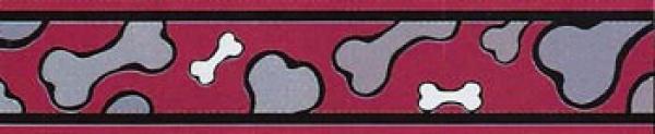 Vodítko RD přep. 12 mm x 2 m - Bonarama Red