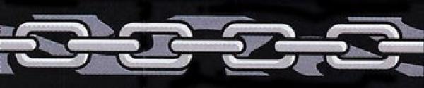 Vodítko RD přep. 12 mm x 2 m - Chain