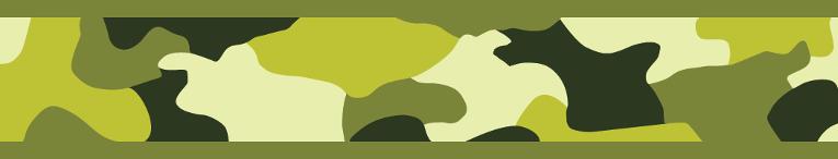 Vodítko RD přep. 12 mm x 2 m - Camouflage Green