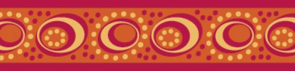 Vodítko RD přep. 12 mm x 2 m - Cosmos Orange