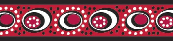 Vodítko RD přep. 12 mm x 2 m - Cosmos Red