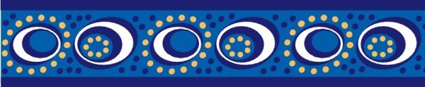 Vodítko RD přep. 12 mm x 2 m - Cosmos Blue