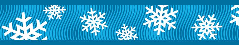 Vodítko RD přep. 12 mm x 2 m - Snowflake