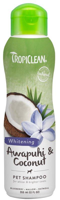 Šampon White Coat - na bílou srst - 355 ml