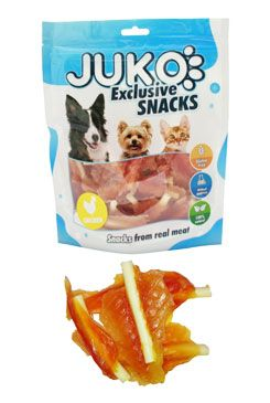 Juko excl. Smarty Snack SOFT MINI Chicken Jerky 250g