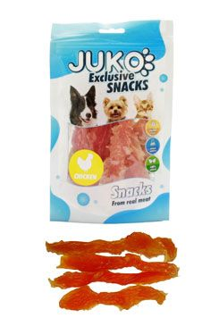 Juko excl. Smarty Snack SOFT Chicken Jerky 70g