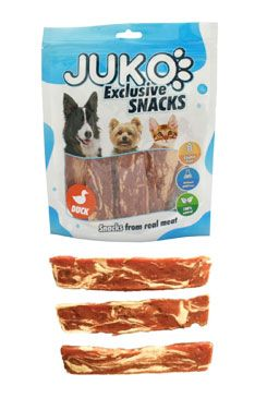 Juko excl. Smarty Snack Duck & Codfish Jerky 250g