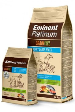 Eminent Platinum Puppy Large  2kg