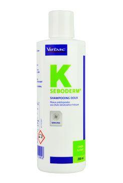 Seboderm šampon pro psy a kočky 250ml