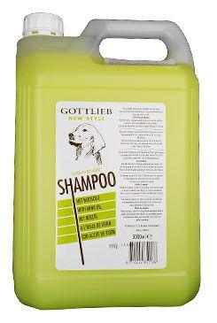 Gottlieb šampon s makadamovým olejem Vaječný 5l pes