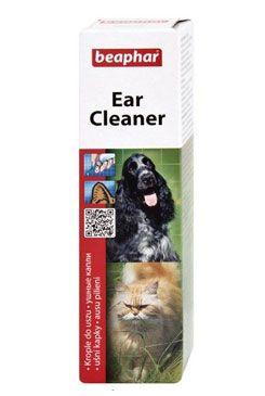 Beaphar ušní kapky Ear-Cleaner pes, kočka 50ml