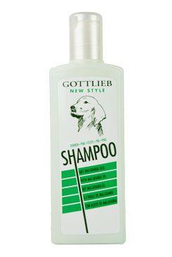 Gottlieb šampon s makadamovým olejem Smrkový 300ml pes