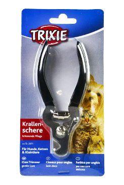 Kleště na drápky kočka stranové střední 13,5cm TR
