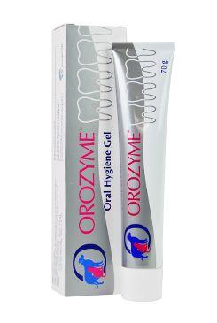 Orozyme zubní gel enzymatický pro psy a kočky 70g