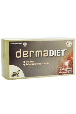Dermadiet pro zdravou kůži a srst pro psy 60tbl