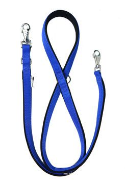 Vodítko nylon DAYTONA G-Ploché 120/15 modré FP 1ks