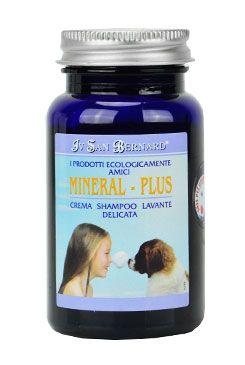 San Bernard Šampon Mineral Plus krémový 100ml