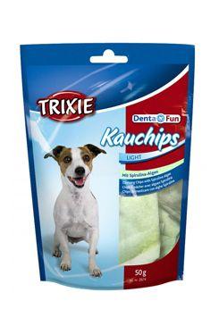 Dentafun Žvýkací plátky s řasou malí psi 50g TR