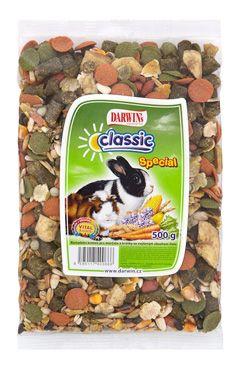 Darwin's morče,králík special 500g