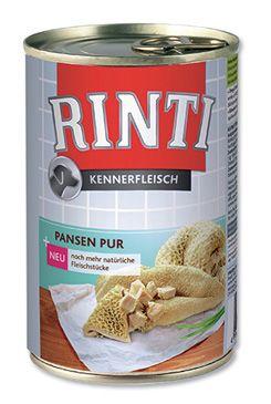 Rinti Dog Kennerfleisch konzerva žaludky 400g
