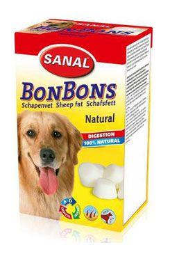 Sanal pes Bonbons NATURAL s vitaminy 150g