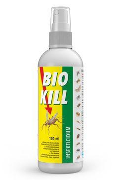 Bio Kill spr 100ml (pouze na prostředí)