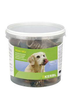 Pochoutka pes MAXI MIX 800g uši,plíce,žaludky,šlachy