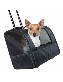 Taška pro psa Eleganc na kolečkách 45x41x31cm TR 1ks