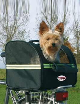 Přepravka na kolo Biker-Bag na nosič 35x28x29cm TR 1ks