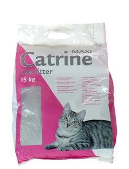 Podestýlka Catrine MAXI hrudkující 15kg