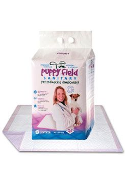 Podložka Puppy Field Sanitary 90x60cm 25ks