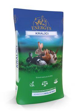 Krmivo pro králíky CHAMPION FORTE granulované 25kg