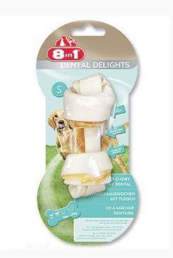Kost žvýkací s minerály Dental Delights S 1ks