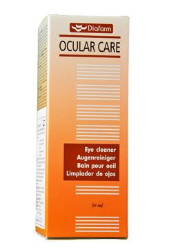 Oční kapky Eye cleaner 50ml