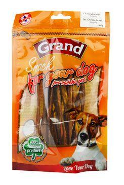 GRAND Suš. Mňamka střívka-špagety 60g