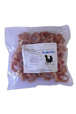 Want Dog poch. Kuřecí kroužky s rybou(kalamáry) 500g