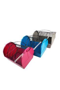 Klec transportní pták,křeček,myš 21,5x15,5x14cm Zolux