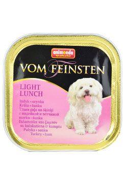 Animonda paštika Light Lunch krůta/šunka pes 150g