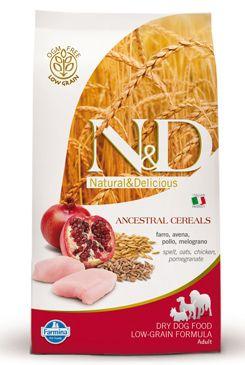 N&D LG DOG Adult Chicken & Pomegranate 2,5kg