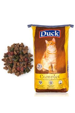 Duck Cat Complet Mix 20kg